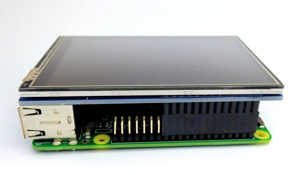 LCD screen Raspberry Pi ILI9486